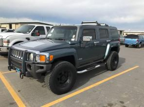 2008 Hummer h3 LOADED BLACK LEATHER AWD SUNROOF MUST SEE!!